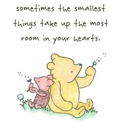 ✔ Cute Quotes Winnie The Pooh Sweets Winnie The Pooh Quotes, Winnie The Pooh Friends, Piglet Winnie The Pooh, Tigger, Quotes For Baby Boy, Rainbow Baby Quotes, Eeyore Quotes, Winnie The Pooh Pictures, Vintage Winnie The Pooh