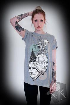 """Image of Shirt """"PARADOXA"""" (Unisex)"""