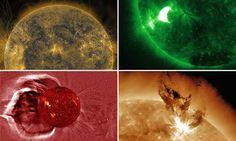 Nasa craft's five years of watching the sun in just four minutes