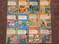 Childhood of Famous Americans Biography Series [Pictured are covers I recall from reading in my childhood.]| This series has been perennially popular since it was first published in the 1940s. These biographies are fictional, for the most part, but the last few chapters do convey the character's place in American history. Written on a 2nd or 3rd grade reading level, these books are a great way to encourage students to develop their reading skills while learning about great American men…