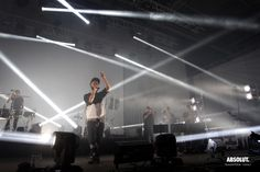 Concert in hangar Concert, Concerts