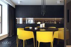 interior design: KUOO architects (Katarzyna Kuo Stolarska) visualization: KUOO architects (Igor Sirotov)
