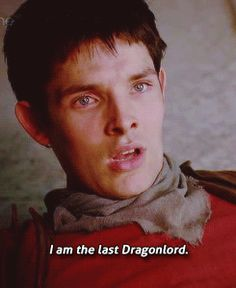 Merlin slaying us all with his epicness. (gif set)<--- at first I loved this episode.  Then I hated it.  Why, Aithusa???