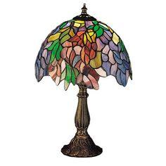 """Meyda Tiffany 15.5"""" Table Lamp"""