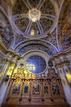 Burgos Cathedral – Catedral de Burgos   (Interior)  Spain