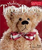 Free Teddy Bear Patterns - - Lots of free stuffed teddy bear patterns to sew. Many jointed designs with templates. How to make a teddy bear, diy projects & tutorials, teddy bear sewing pattern. Teddy Bear Patterns Free, Teddy Bear Sewing Pattern, Teddy Bear Cakes, Teddy Bear Toys, Small Teddy Bears, Cute Teddy Bears, Bear Template, Teddy Bear Design, Knitted Teddy Bear