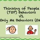 This is a great activity for small or large groups, to practice perspective taking skills through the concept developed by Michelle Garcia-Winner, ...