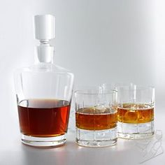 5 Piece Whiskey Decanter Set at Wine Enthusiast - $139.85
