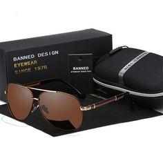 a0497f24f85 2017 Hot Selling Fashion Polarized Driving Sunglasses for Men Glasses Brand  Designer