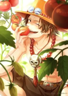 One piece pictures - Luffy One Piece Gif, One Piece Manga, One Piece New World, One Piece Fanart, Manga Anime, Film Manga, Anime Guys, Anime Art, Portgas Ace