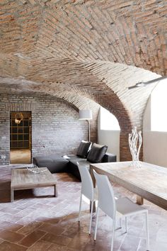 Cascina - Picture gallery #architecture #interiordesign #bricks