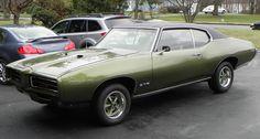 verdoro green gto - 1969 GOAT 1969 Gto, Pontiac Gto, Firebird, Le Mans, Goat, Classic Cars, Motorcycles, Trucks, Green