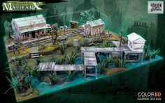 PlastCraft Bring Color-ED To The World Of Malifaux