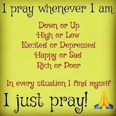 Prayer! A powerful tool, I use!  .  .  .  .  .  #beprayerful #justpray #prayer #prayers #prayersalways #pray #prayerworks #praying #ijustpray #ipray #iprayabouteverything #iprayalot #ipraydaily #prayerquotes #prayingworks #prayingpeople #beliver #ilovetopray #prayerful #quotesoftheday #quotestoliveby #quotestagram #mindful #mindfulness #howiroll #myway #thisworks #workingit #Regram via @ronnyswork