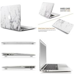 Hard Case For Macbook Air 13 Inch Matte Plastic Frosted Rubber Coated Protective