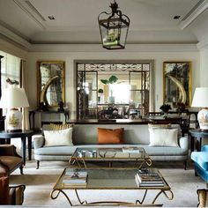 Living room mood