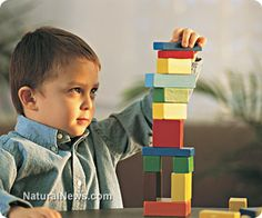 Toys that develop creativity and intelligence