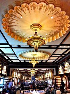Dubai Mall interiors, Dubai, UAE