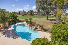 Gainey Ranch home for sale in Scottsdale, Arizona. Amazing golf course views.