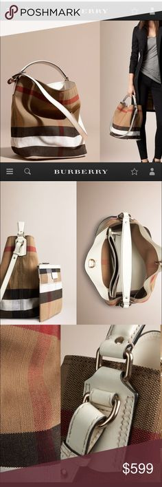 Burberry Luggage Ashby
