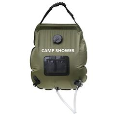 Portable Outdoor 5 Gallon Solar Camp Shower
