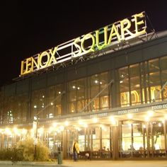 Lenox Square Mall.  Lenox Square is anchored by Bloomingdale's, Neiman Marcus and Macy's, and features nearly 250 specialty stores - shops like FENDI, Anthropologie, L'OCCITANE, Burberry, Brooks Brothers, Cartier, David Yurman, Louis Vuitton, Bvlgari, Ralph Lauren, Salvatore Ferragamo, St. John, Herve Leger, Henri Bendel, Ermenegildo Zegna and Forever 21.