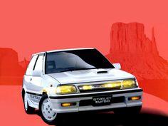 Toyota Starlet Turbo S (EP72) '1988–89