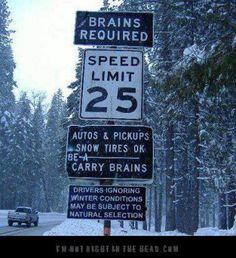Some natural selection humor.