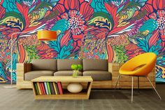 Custom Designed Dancing Queen Wall Art for your home and business. Contact us to create your custom wallpaper today! Abstract Flowers, Custom Wallpaper, Wall Design, Custom Design, Tapestry, Wall Papers, Dance, Queen, Wall Art