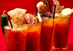 Los Angeles' Most Elaborately Garnished Cocktails