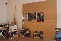 Eva Katz Larsson, Exhibit in progress on ArtStack #eva-katz-larsson #art
