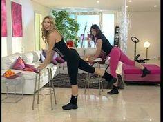 Jill Cooper -Esercizi per i Glutei e Lato B - YouTube