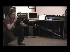 ▶ Kyle Evans — Electronically Modified Didgeridoo (4:35)