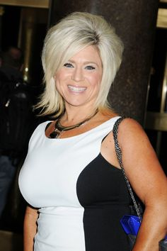 Who Are Theresa Caputo's Parents | Medium Theresa Caputo of the television show 'Long Island Medium' is ...