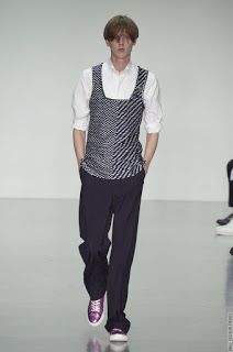 Sean Suen Spring/Summer 2016 - London Collections: MEN | Male Fashion Trends