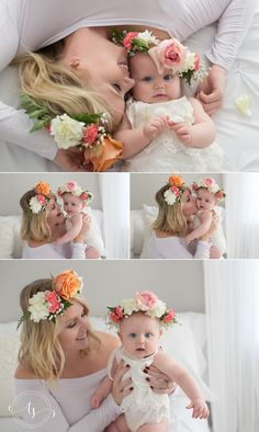 Mommy And Baby Pictures, Mommy Daughter Pictures, 6 Month Baby Picture Ideas, Family Photos With Baby, Baby Girl Photos, Newborn Pictures, Mom And Baby, Baby Family, Mommy And Me Photo Shoot
