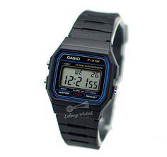 -Casio F91W-1S Digital Watch Brand New & 100% Authentic NM #Casio #Casual