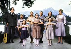 Oh, how do you solve a problem like Maria? Turns out you just let her look at Captain Von Trapp....and the rest works itself out.