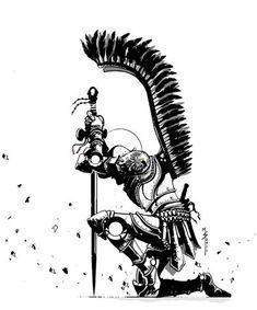 Polish winged hussar, not my art, badass tattoo inspiration Body Art Tattoos, Sleeve Tattoos, Slavic Tattoo, Polish Tattoos, Be Brave Tattoo, Medieval, History Tattoos, Warrior Tattoos, Creative Tattoos