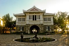 Casa Jaen 1 Owner: Equivel Family Original Location: Jaen, nueva Ecija Year of Construction: Year of Reconstruction: 2007 Las Casas Filipinas de Acuzar Bagac, Bataan Philippines Filipino House, Philippine Houses, Filipino Culture, Bamboo House, Church Building, Manila, School Projects, Philippines, Homes