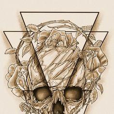 Hip - Dark - Sketch Tattoo Design Needed! Design por Giulio Rossi