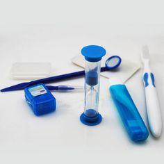 5X Dental Orthodontic Brush Ties Toothbrush Interdental Floss Oral Care Kit  #Shaind2014