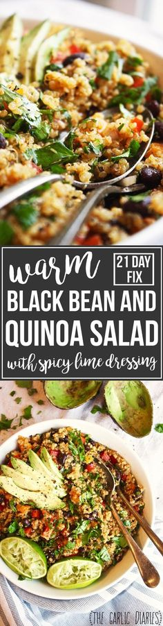 I got a rice cooker for Christmas and I ❤️ it so hard. It only has a white rice and brown rice setting, but I decided to be a rebel and cook quinoa in it the other day – it was fluffy and del…