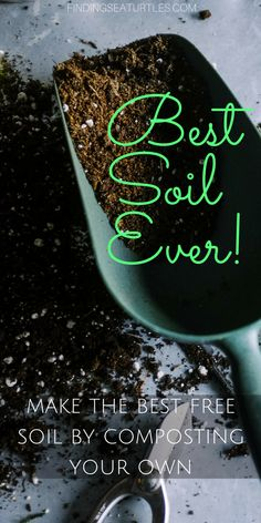 5 Quick and Easy Steps to Starting a Backyard Compost #composting #gardeninghacks #bettersoil #greengardening