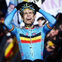 Wout van Aert The Harder the Battle, the Sweeter the Victory!! by sportscom_be