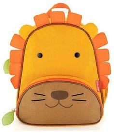 Skip Hop #rugtas leeuw #ZooPack #leeuw - Ikbenzomooi.nl