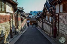 Explore the historical side of Seoul, South Korea by visiting Bukchon  Travel Hanok Village Photo