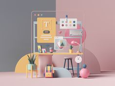 Web Illustrations designed by Peter Tarka. Connect with them on Dribbble; the global community for designers and creative professionals. Design Thinking, Personal Finance App, Personal Branding, Animation 3d, What Is Design, Behance Net, Design Ios, Graph Design, Flat Design