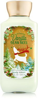 Vanilla Bean Noel Body Lotion - Signature Collection - Bath & Body Works