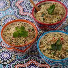 C'est ma fournée ! : Le taboulé Fried Rice, Entrees, A Food, Buffet, Grains, Salads, Picnic, Lunch Box, Veggies